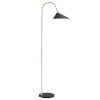 This item: Jerome Gold One-Light Floor Lamp