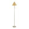 This item: Starlight Gold 52-Inch One-Light Floor Lamp