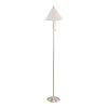 This item: Starlight Silver 52-Inch One-Light Floor Lamp