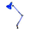 This item: Swing Arm Blue One-Light Desk Lamp