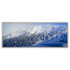 This item: Multicolor Tempered Glass Horizontal Alpine Landscape Wall Decor, 63 W x 1 D x 24 H