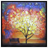 This item: Multicolor 40-Inch Memories Acrylic Painting