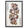 This item: Red White and Black 24-Inch Jokers Wild Landscape