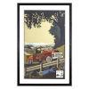 This item: Multicolor 3D Art Collages Vertical the Blue Ridge Decorative Art, 24 W x 2 D x 36 H