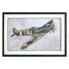 This item: Multicolor 3D Art Collages Horizontal P-51 Mustang Decorative Art, 36 W x 2 D x 24 H