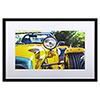 This item: Yellow Style Framed Wall Art
