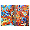 This item: Enchanted Land Canvas, Set of Two