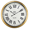 This item: Union Station II Wall Clock