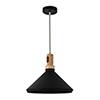 This item: Noir Black One-Light Pendant