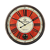 This item: Grand Crowned Wall Clock