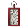This item: Waverly Red Wall Clock