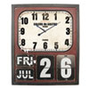 This item: Cherry and White Wall Clock