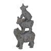 This item: Gray Ceramic Pig Figurine