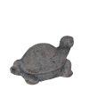 This item: Rusted Gray Ceramic Turtle Figurine