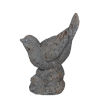 This item: Rusted Gray 3-Inch Ceramic Bird Figurine