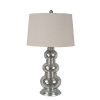 This item: Mercury Glass 20-Inch Table Lamp