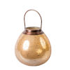 This item: Gold 14-Inch Candle Lantern