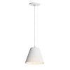 This item: Woven White One-Light Mini Pendant