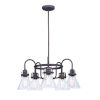 This item: Seafarer Oil Rubbed Bronze 24-Inch Five-Light Single-Tier Chandelier