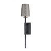 This item: Anvil Natural Iron Eight-Inch One-Light Wall Sconce