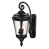This item: Revival Oil Rubbed Bronze One-Light Outdoor Wall Mount Sconce
