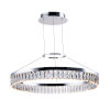 This item: Icycle Polished Chrome 27-Inch LED Adjustable Chandelier
