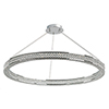 This item: Eternity LED Polished Chrome 39-Inch LED Pendant