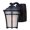 This item: Balboa DC LED E26 Copper Oxide Six-Inch One-Light Outdoor Wall Mount
