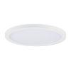 This item: Chip White Round LED Flush Mount