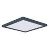 This item: Chip Black Nine-Inch Square LED Flush Mount