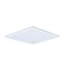 This item: Wafer LED Square White 15-Inch Energy Star Flush Mount