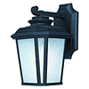 This item: Radcliffe LED E26 Black Oxide Seven-Inch One-Light Outdoor Wall Mount