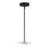 This item: Helio Black One-Light LED Mini Pendant