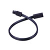This item: CounterMax MX-LD-AC Black 12-Inch Under Cabinet Connecting Cord