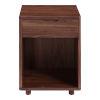 This item: Osamu Brown Nightstand