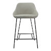 This item: Shelby Beige Counter Stool