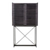 This item: Paloma Charcoal Tall Bar