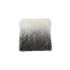 This item: Lamb Fur Pillow Light Grey Spectrum