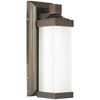 This item: 5501-281-L Harvard Court Bronze LED Wall Sconce