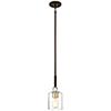 This item: Studio 5 Painted Bronze 5-Inch One-Light Mini Pendant