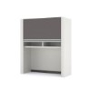 This item: Connexion Slate and Sandstone 35-Inch Height Lateral File Cabinet