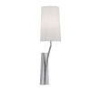 This item: Diamond Polished Nickel Six-Inch One-Light Wall Sconce