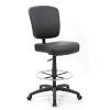 This item: Boss 27-Inch Black Oversized Drafting Stool