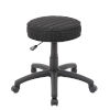 This item: Black 25-Inch the Ribbed Dot Stool