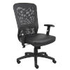 This item: The Boss 27-Inch Black Web Chair