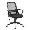 This item: Boss 25-Inch Black Mesh Task Chair