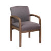 This item: Boss 27-Inch Slate Gray Guest Chair