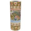 This item: Satsuma Peacock Multicolor Porcelain Umbrella Stand