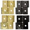 This item: Shoji Screen Hinges - Black (Set of 4)