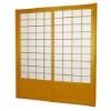 This item: Honey 7-Foot Tall Zen Shoji Sliding Door Kit